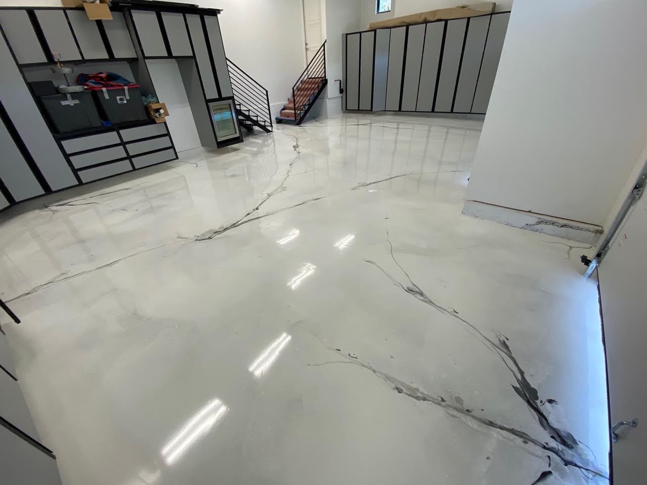Residential Epoxy Flooring Contractor